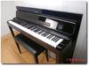 電子ピアノ YAMAHA クラビノーバ CLPF01【中古】2007年