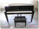 【ハイブリッドピアノ】YAMAHA  アバングランド N3【中古】
