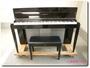 【電子ピアノ】YAMAHA  MODUS F01 PE ブラック【中古】2012年製