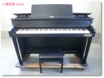 【電子ピアノ】CASIO CELVIANO Grand Hybrid GP300BK 中古品 2015年製 カシオ♪1796