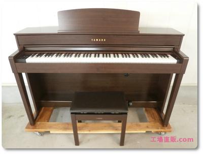 【電子ピアノ】YAMAHA Clavinova SCLP5450 島村楽器コラボモデル 中古品 2016年製 ヤマハ♪01105